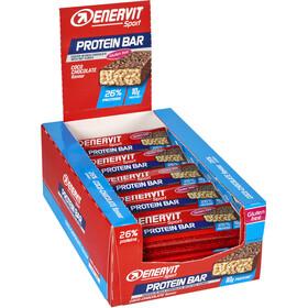 Enervit Sport Protein 26% Bar Box 25x40g, Coco Choc